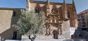 Iglesia de Sancti Spíritus (Salamanca)