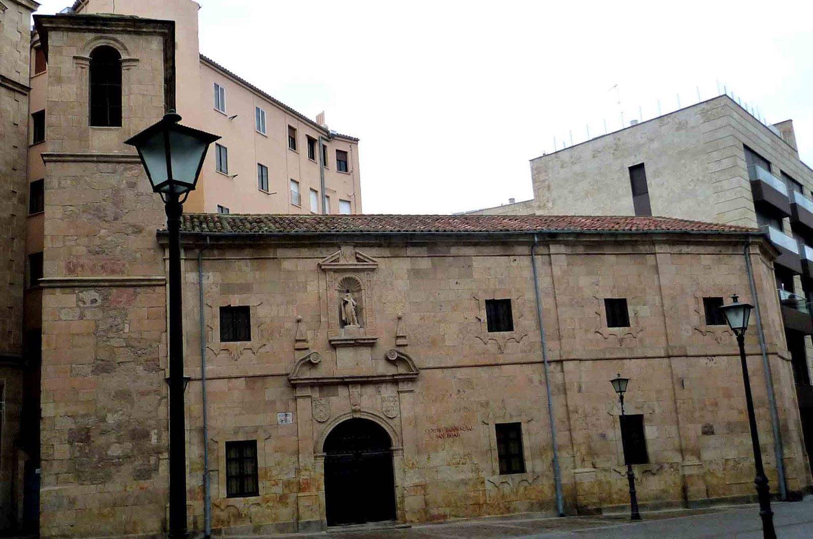 Iglesia de San Boal (Salamanca)