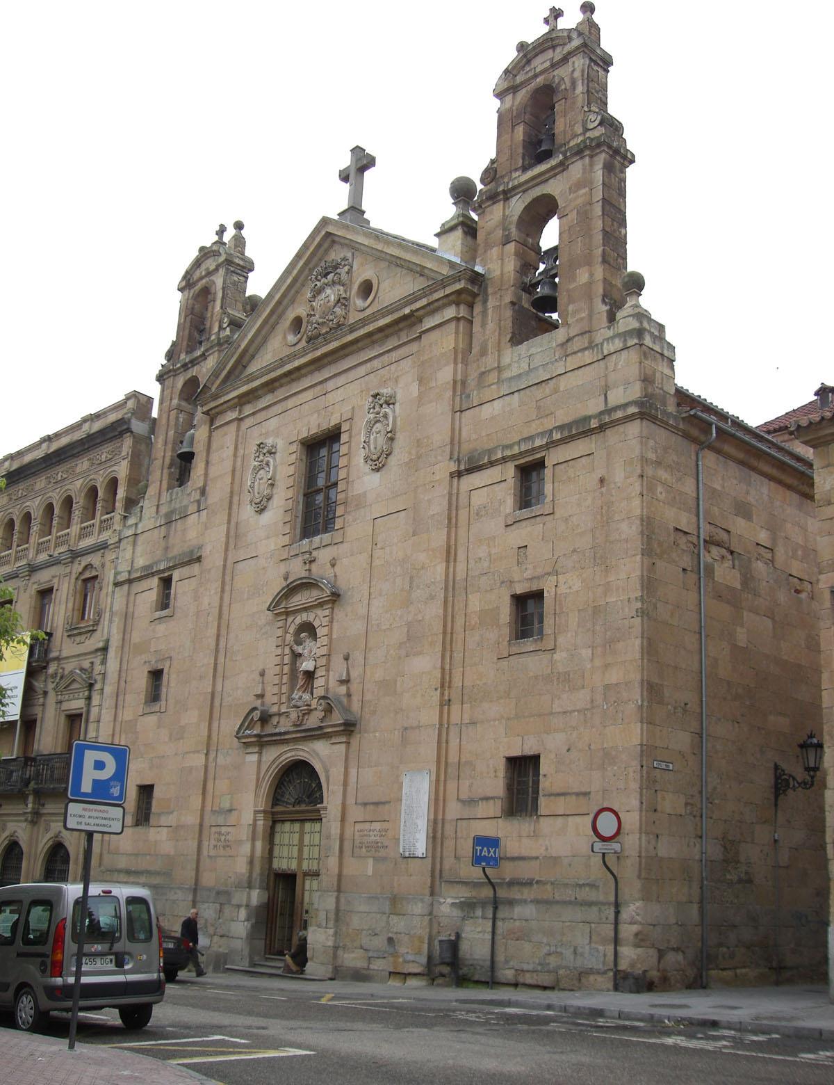 Parroquia de Nuestra Señora del Carmen (Salamanca)