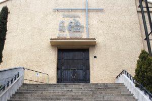 Parroquia de Jesús Obrero Pizarrales (Salamanca)
