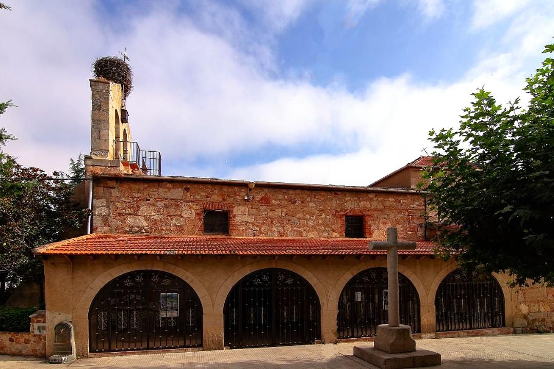 Iglesia Santiago Apóstol (Aldeatejada)
