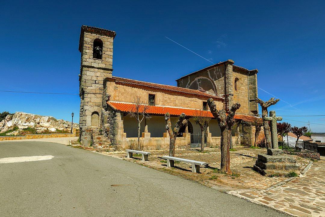 Iglesia de Santiago Apóstol (Guijo de Ávila)