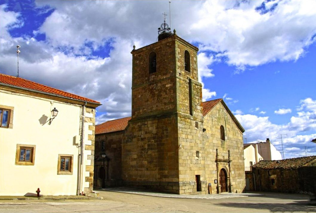 Iglesia de Santiago Apóstol (Sobradillo)