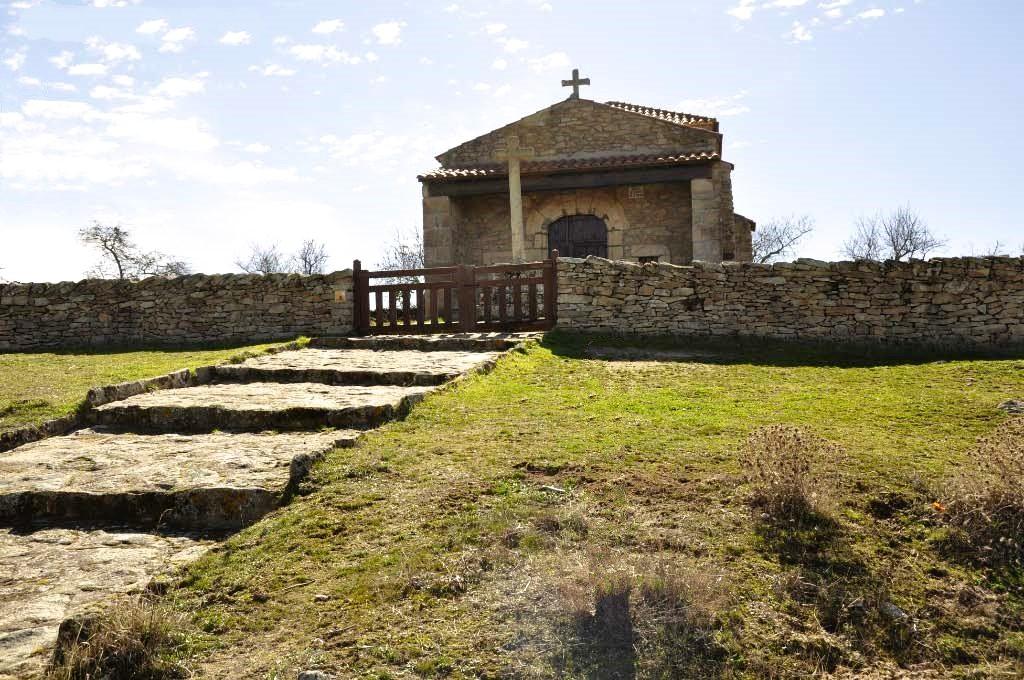 Ermita del Cristo de la Cuesta (Sobradillo)