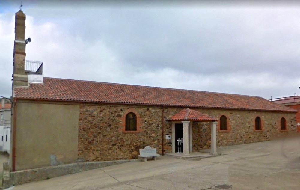 Iglesia Santa Catalina (Serradilla del Llano)