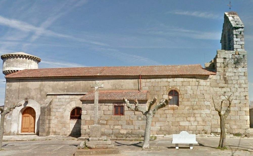 Iglesia Santa Columba (Barquilla)