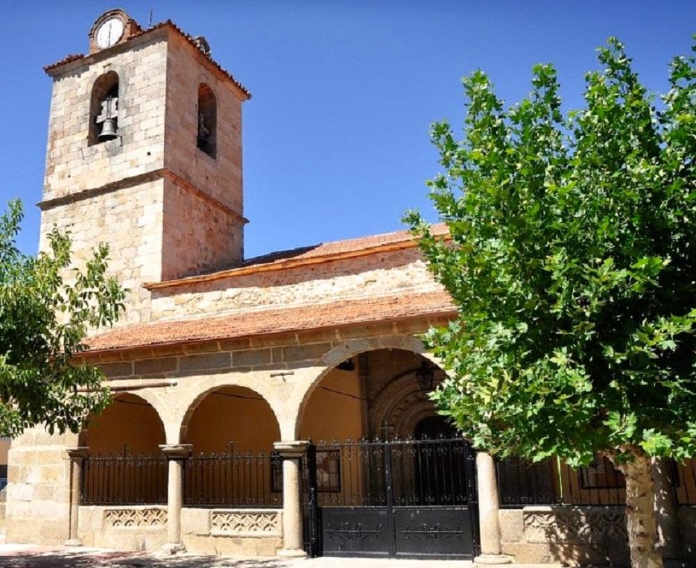 Iglesia Santa Cruz (Cespedosa de Tormes)