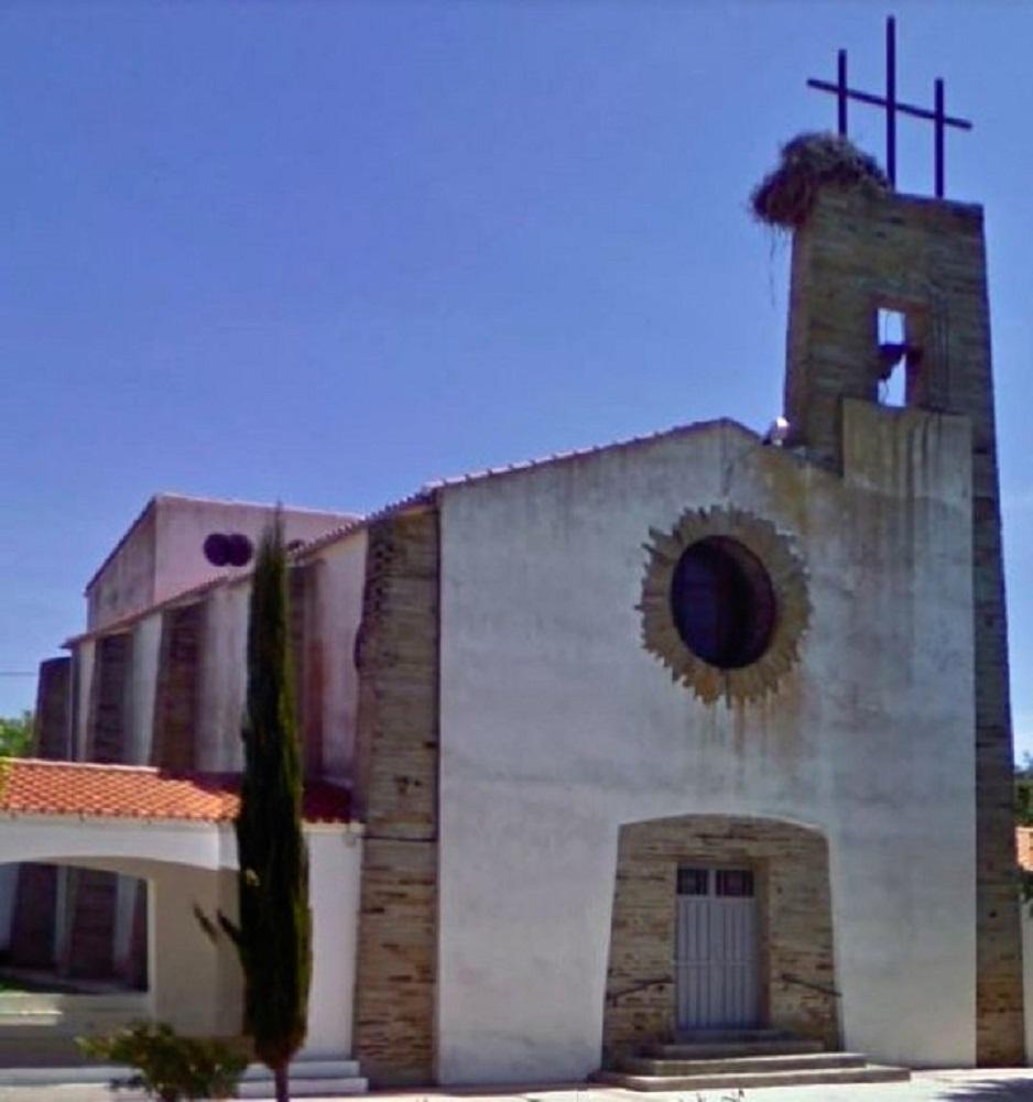 Iglesia Santa Inés (Santa Inés)