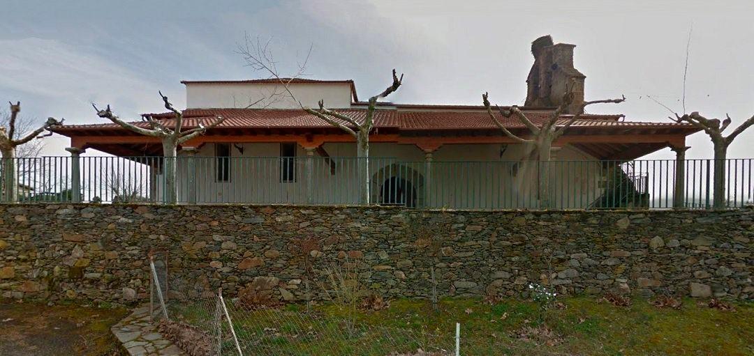 Iglesia de Santa Marina (Escurial de la Sierra)