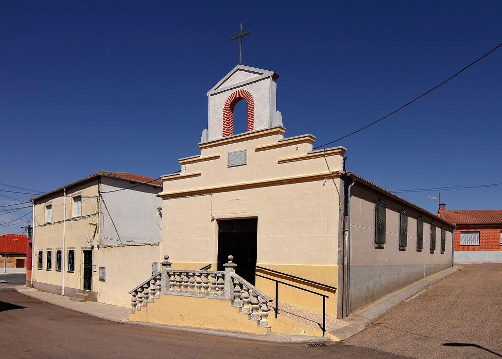 Iglesia de Santiago Apóstol (Cordovilla)