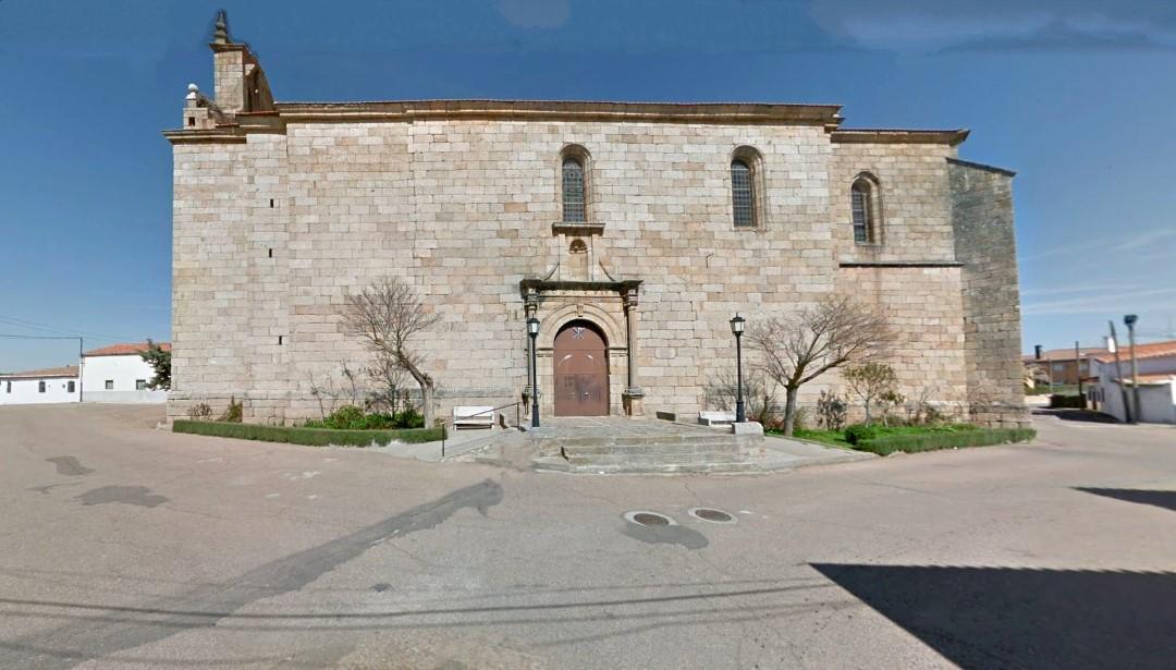 Iglesia de Santiago Apóstol (Gallegos de Argañán)