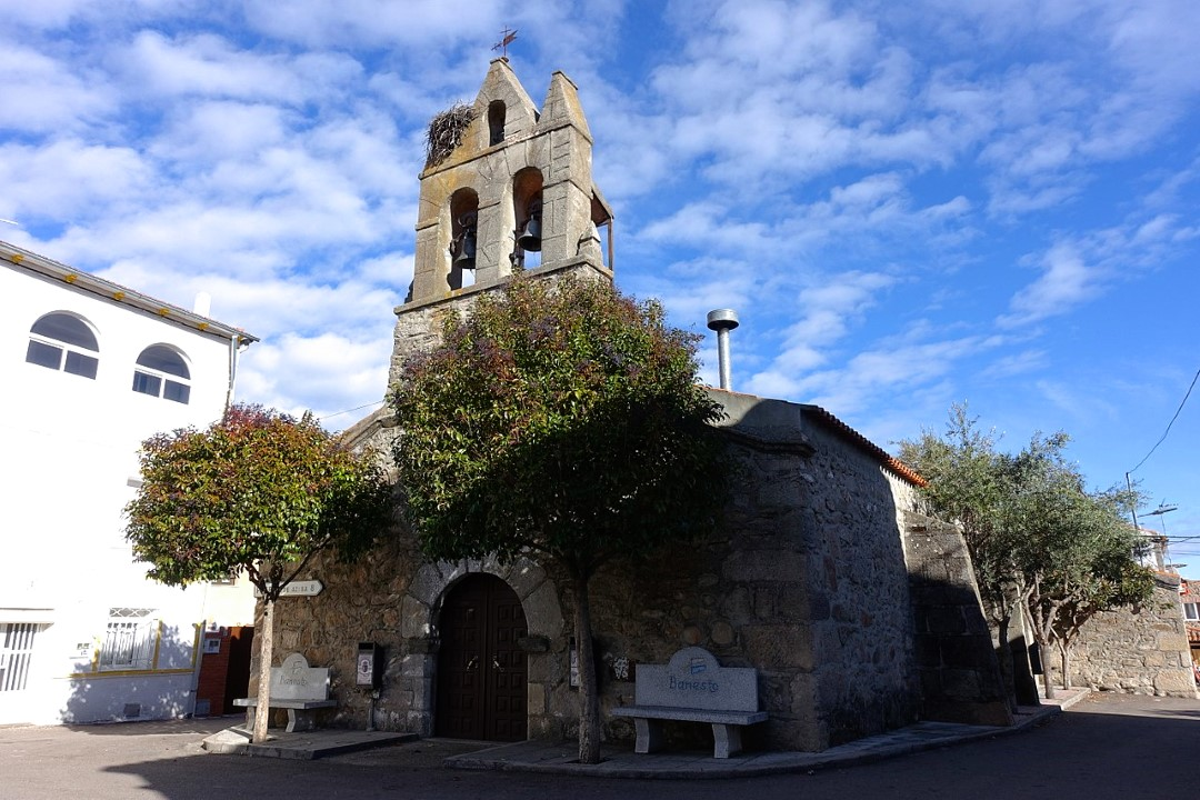 Iglesia de Santiago Apóstol (La Alamedilla)