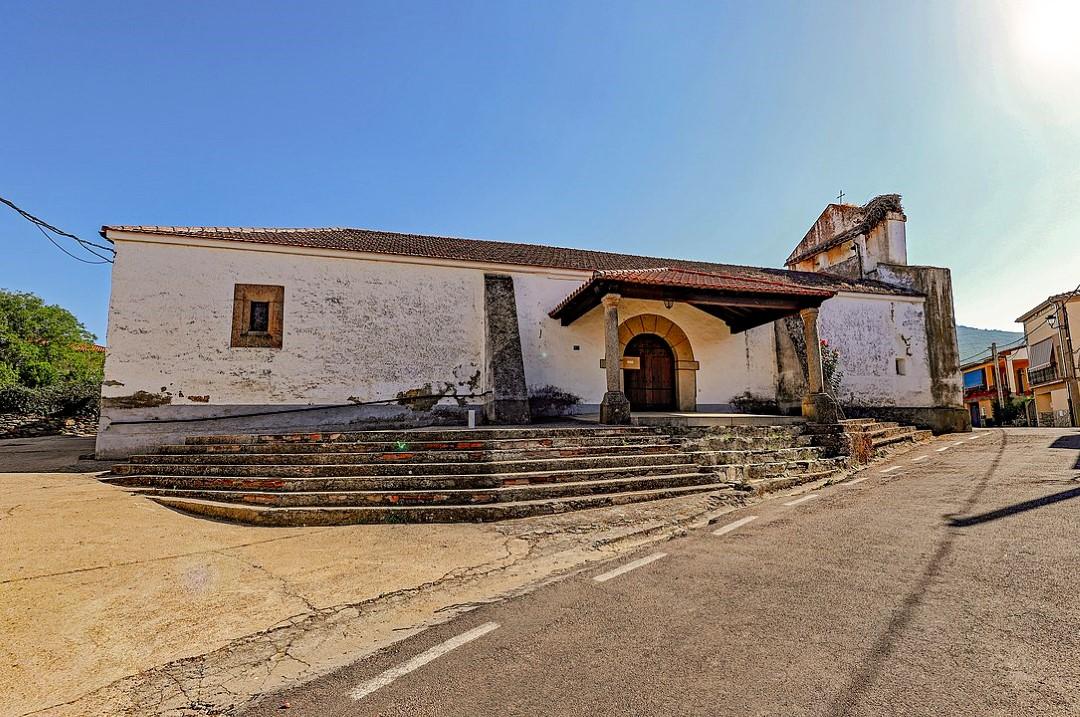 Iglesia de Santiago Apóstol (La Rinconada de la Sierra)
