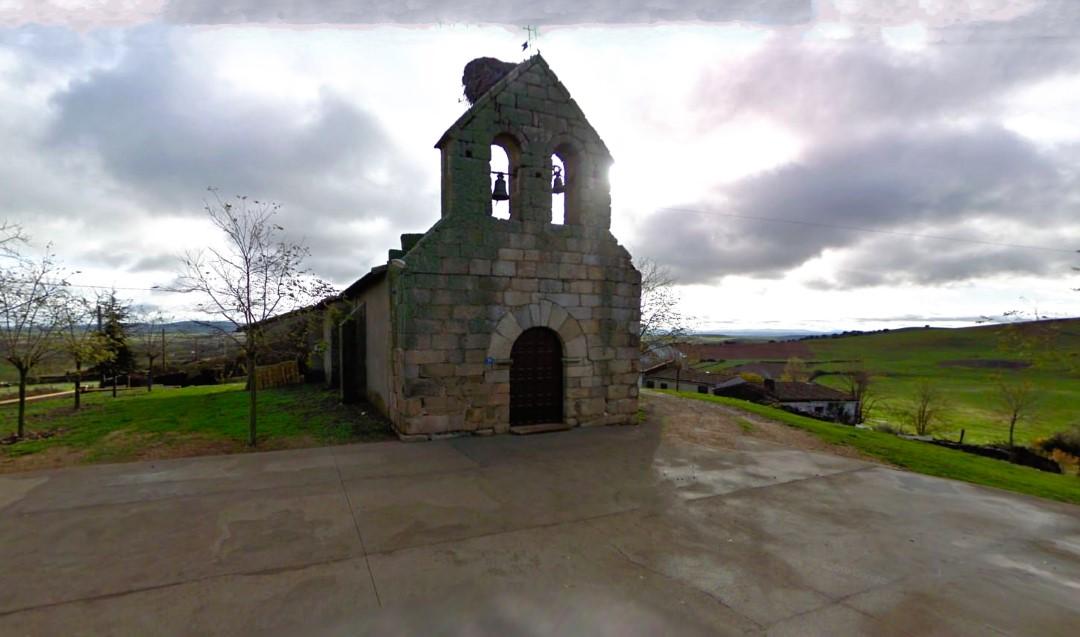 Iglesia de Santiago Apóstol (Martillán)
