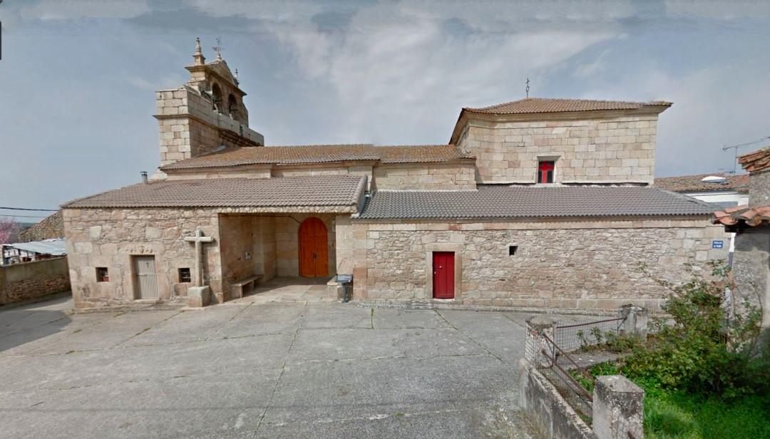 Iglesia de Santiago Apóstol (Saldeana)