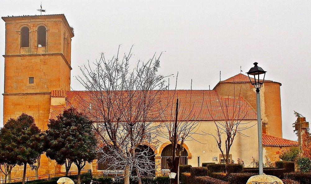 Iglesia San Pedro Apóstol (El Pedroso de la Armuña)