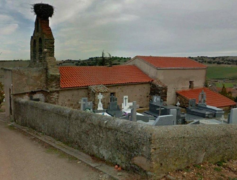 Iglesia San Pedro Apóstol (Pelayos)