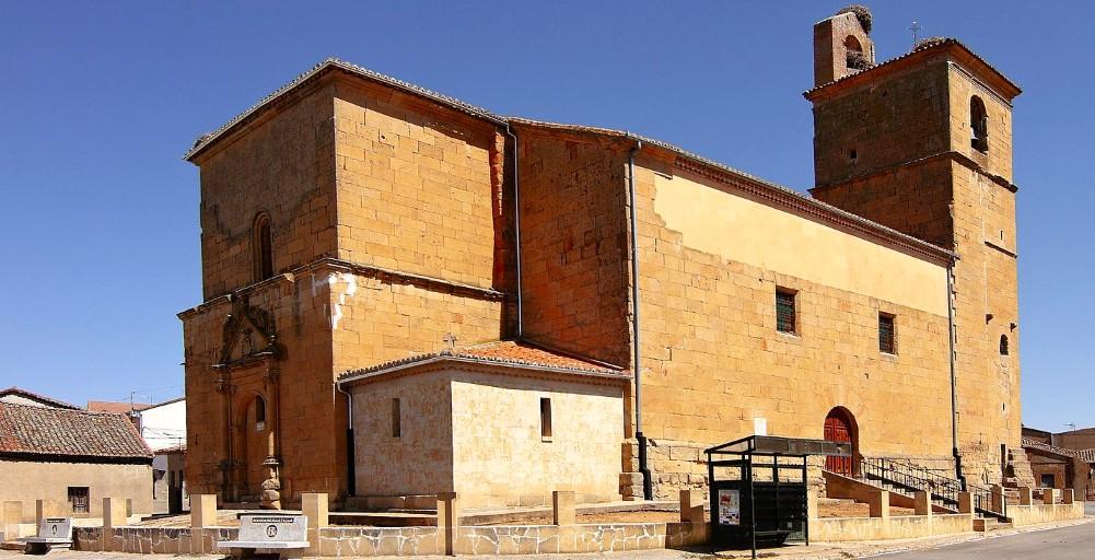 Iglesia San Pedro Apóstol (Villoruela)