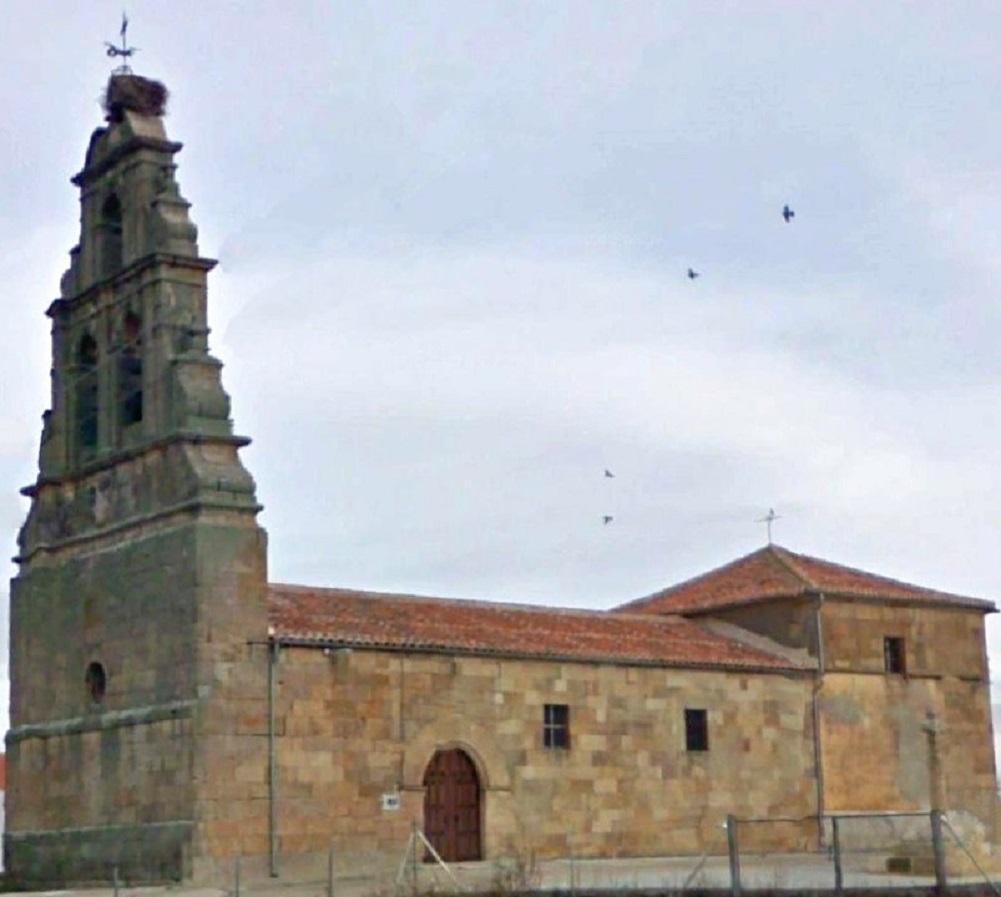Iglesia San Pelayo Mártir (La Mata de Armuña)