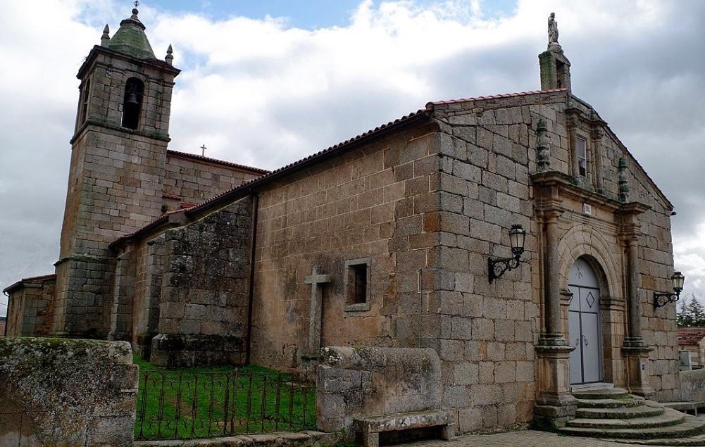 Iglesia San Sebastián (Aldea del Obispo)