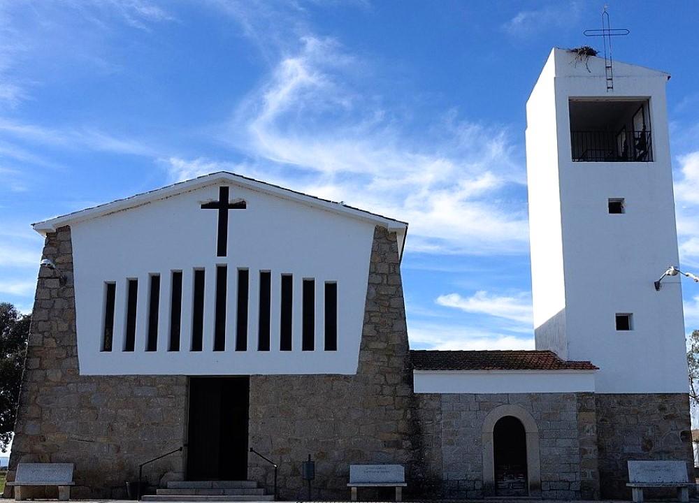 Iglesia San Sebastián (Campillo de Azaba)