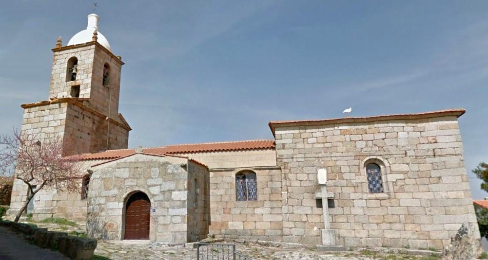 Iglesia San Sebastián (Puerto Seguro)