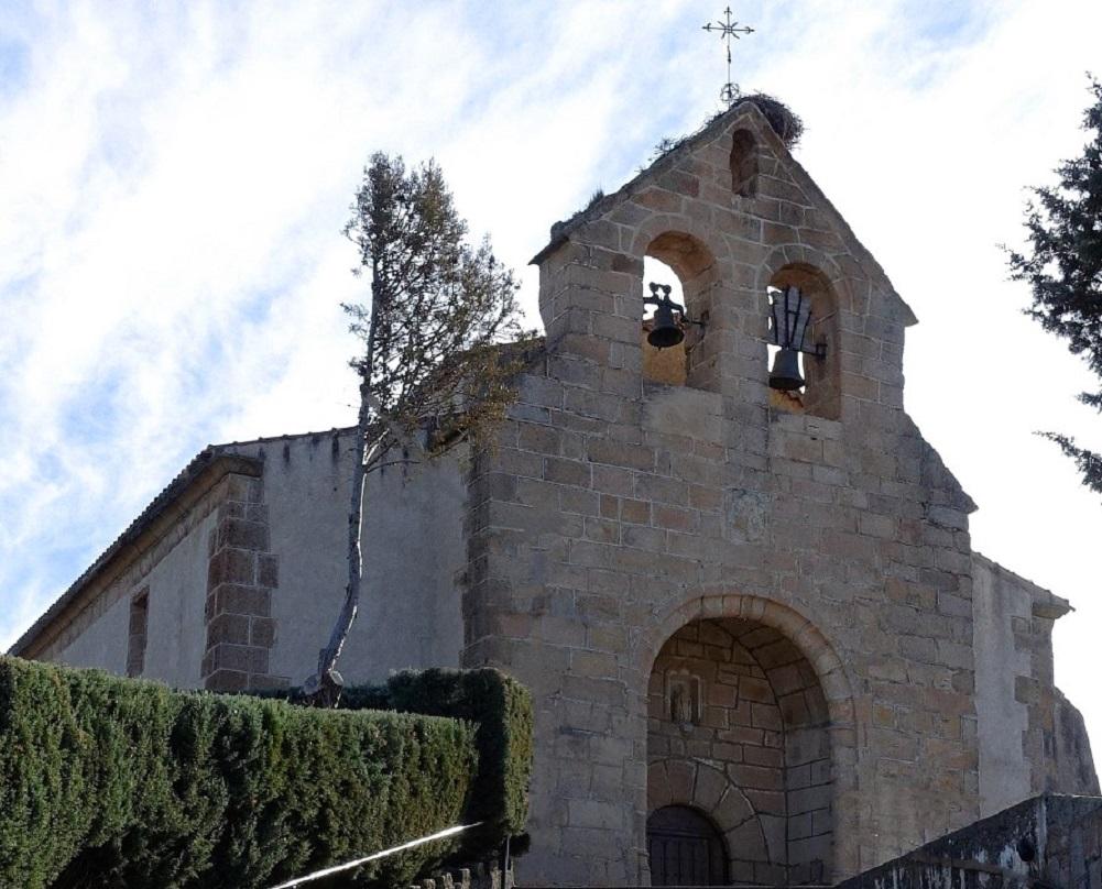 Iglesia San Silvestre (Ituero de Azaba)