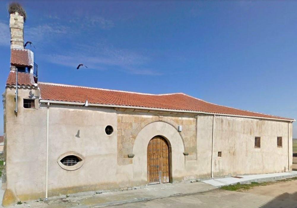 Iglesia San Vicente Mártir (Castellanos de Villiquera)