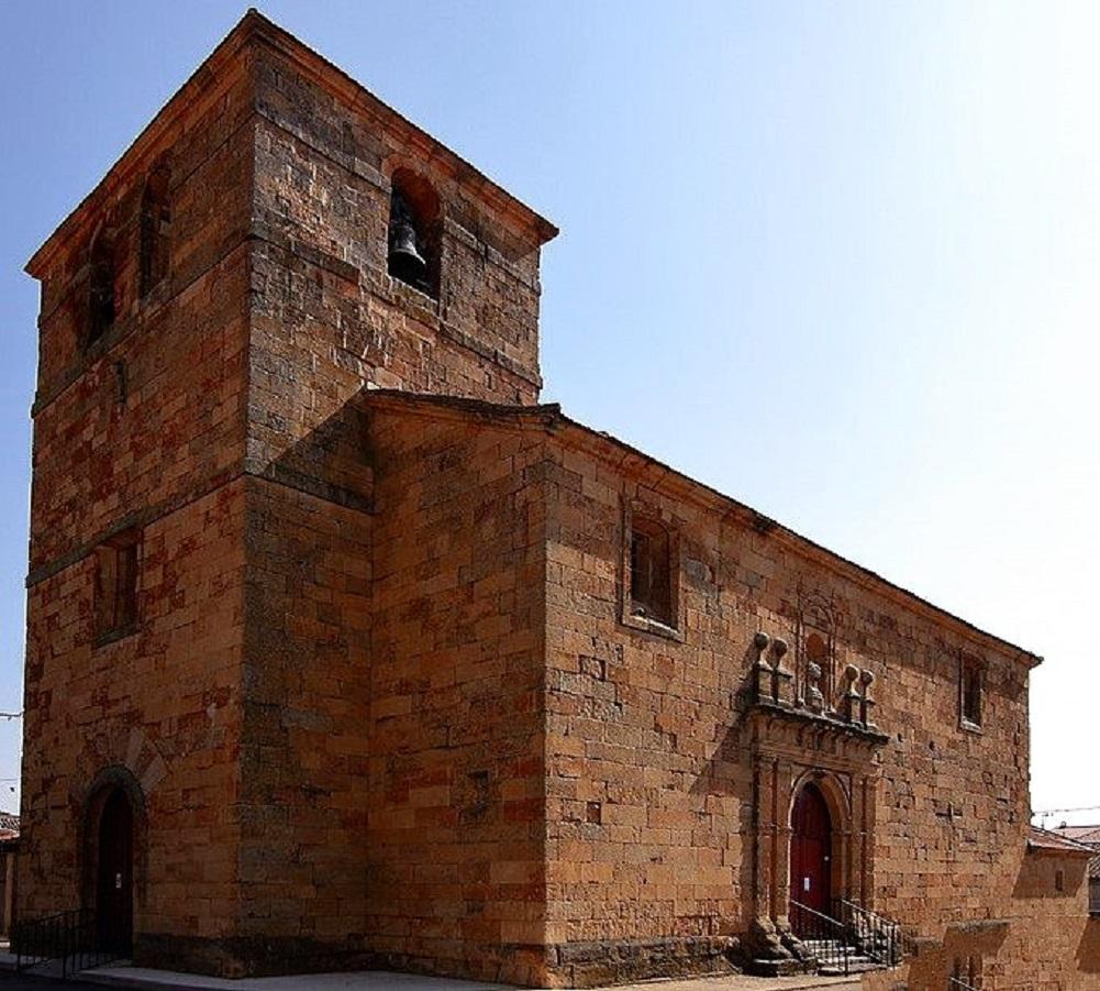 Iglesia Santa Ana (La Vellés)