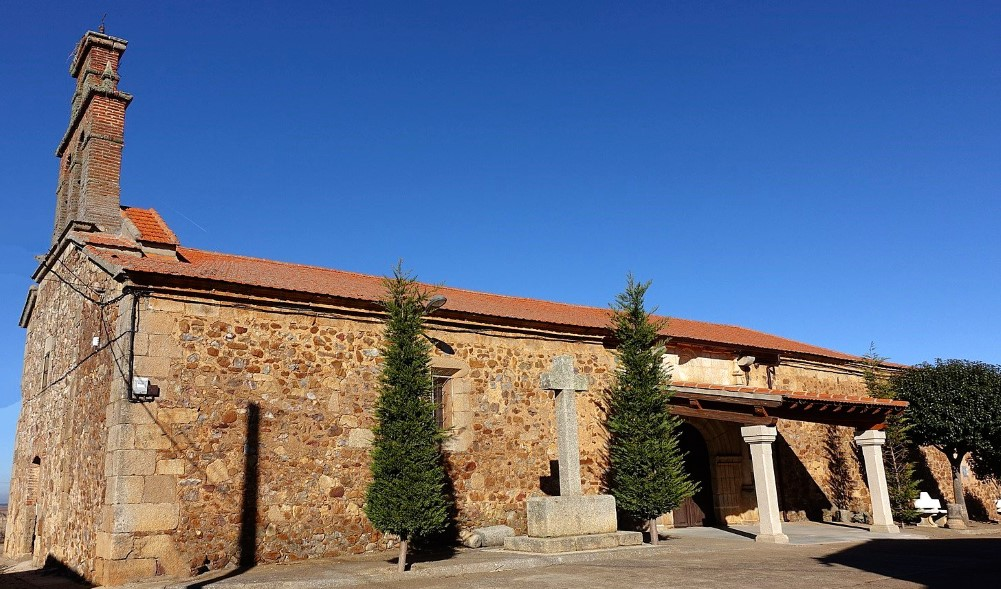 Iglesia San Pedro Ad Víncula (Sepulcro-Hilario)