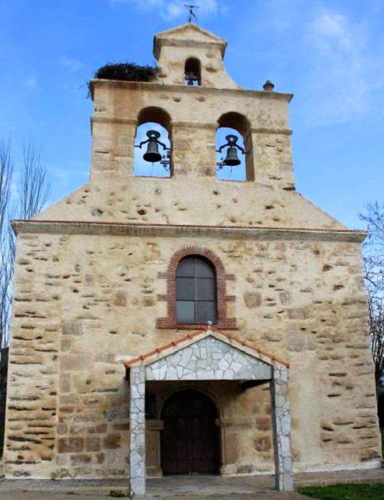 Iglesia San Pedro Apóstol (Agallas)