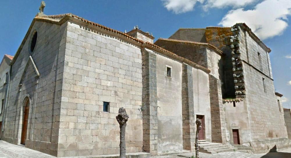Iglesia San Pedro Apóstol (Hinojosa de Duero)