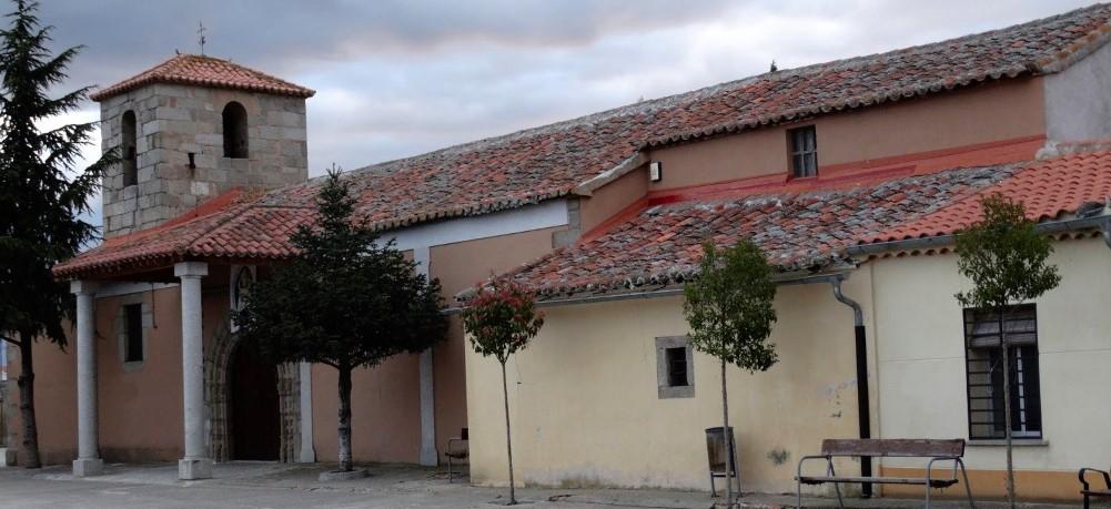Iglesia San Pedro Apóstol (Larrodrigo)