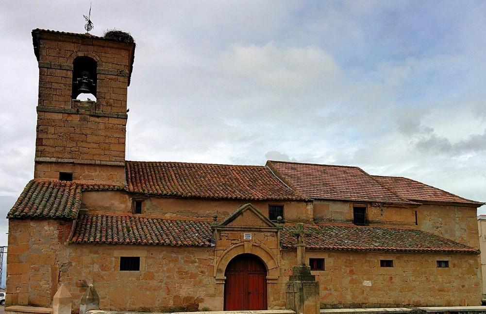 Iglesia San Pedro Apóstol (Moriscos)