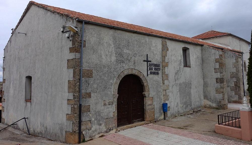 Iglesia San Pedro Apóstol (Villasrubias)