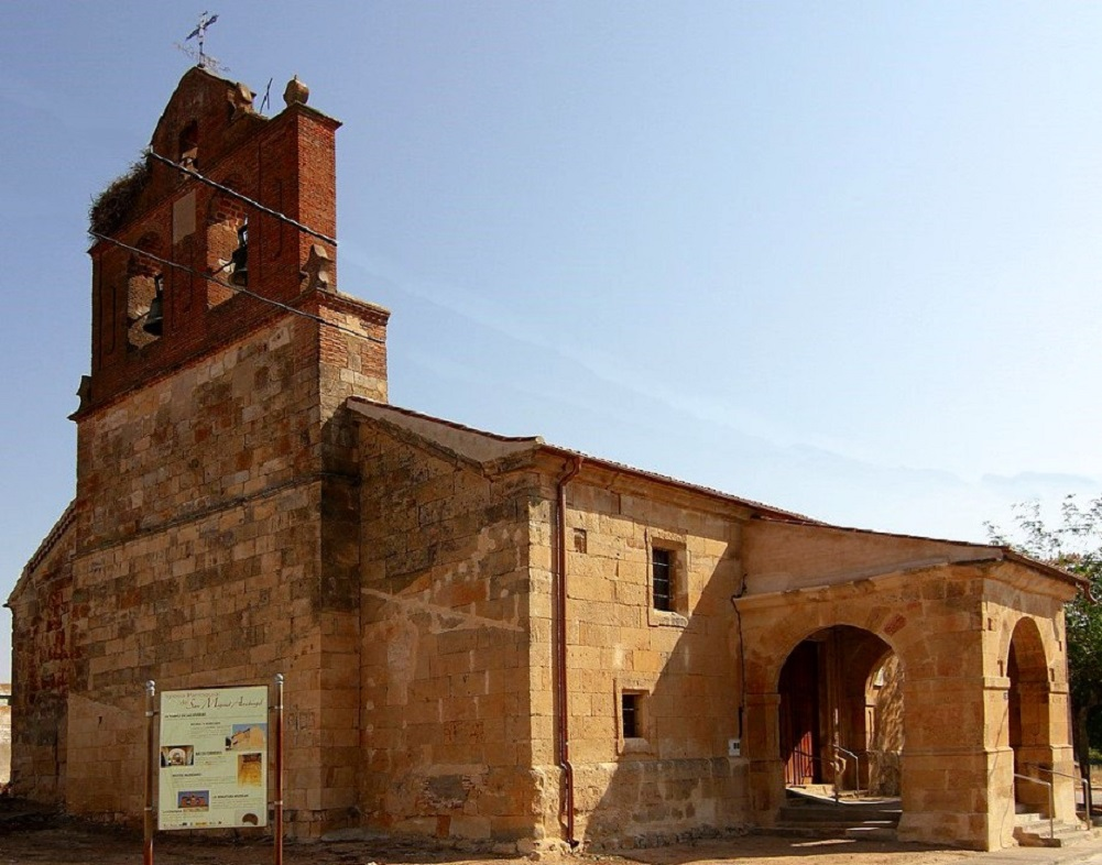 Iglesia San Miguel Arcángel (Pitiegua)