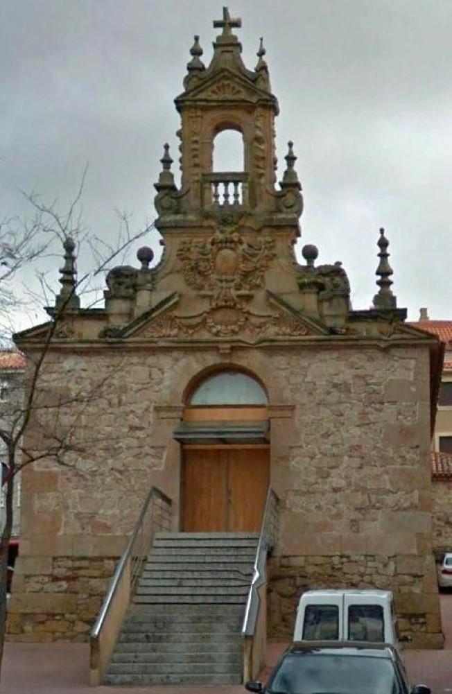 Iglesia Vieja Pizarrales